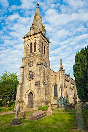 Christ Church, Kilndown. Photo: Michael Bennett http://michaelbennett.co.uk